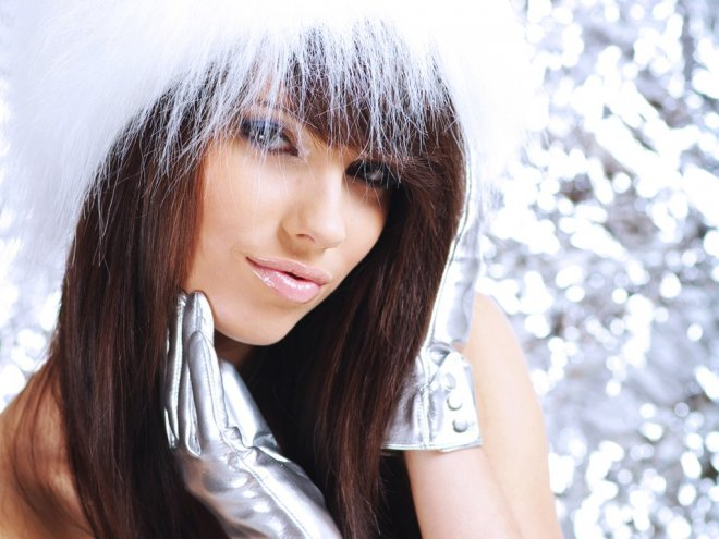 Снегурочка, ролд, Сексуальные и невероятно красивые снегурочки. Все картин