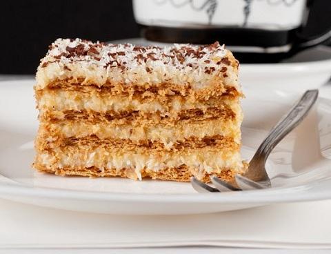 Торт блюдо дня блюдо рецепт торт