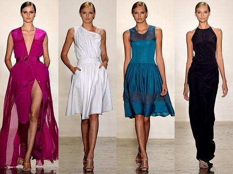 Мода платье 2013