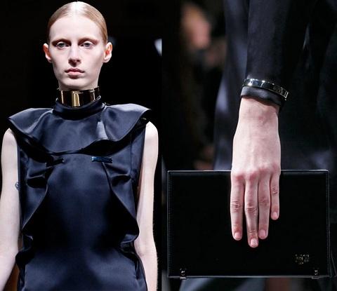Модные ожерелья 2013 ожерелье-ошейник