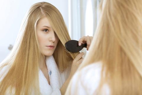 Выпадающие волосы беда