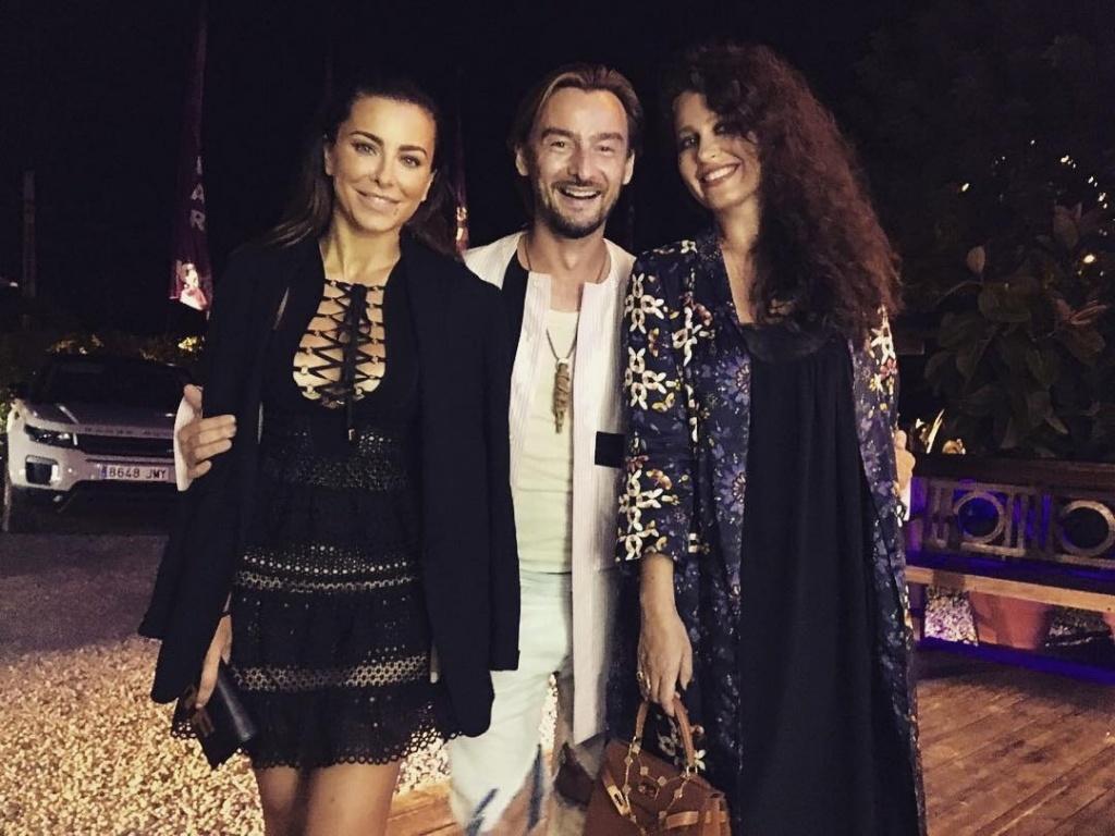 Ани Лорак и Алан Бадоев