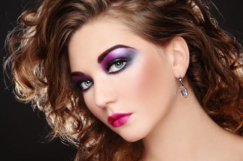 Disco make-up  Olga Ekaterincheva 26462483.jpg