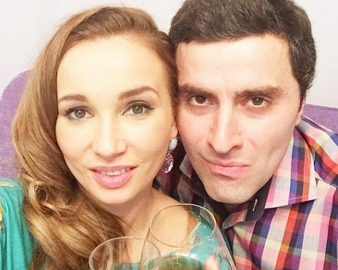 Анфиса Чехова и ГУрам Баблиашвили