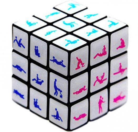Головоломки кубик своими руками