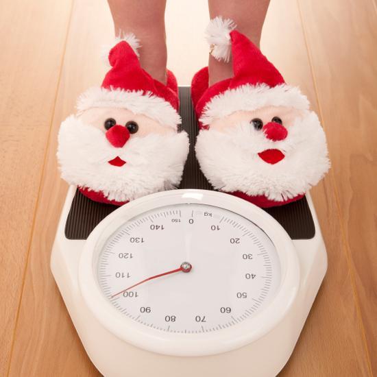 как похудеть на новый год
