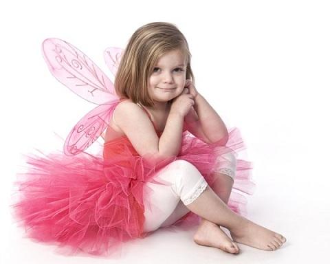 Костюм бабочки для девочки своими руками сделать вовсе не сложно! 1