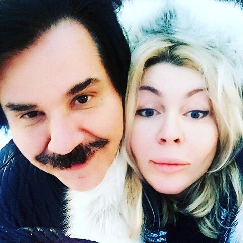 Ирина Билык и Павло Зибров