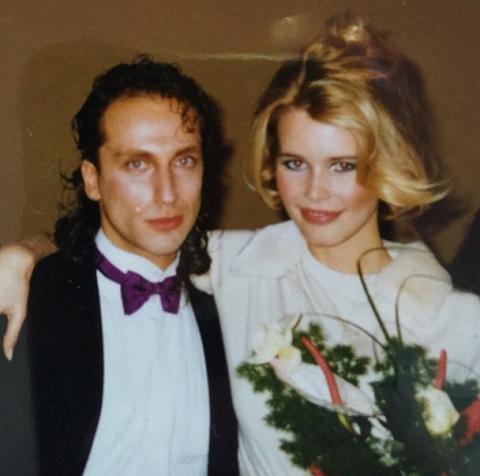 Дмитрий Нагиев и Клаудия Шиффер