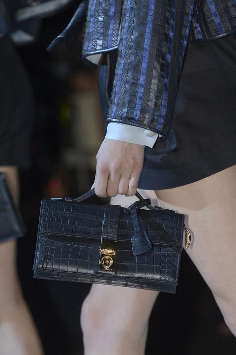 мода сумки осень