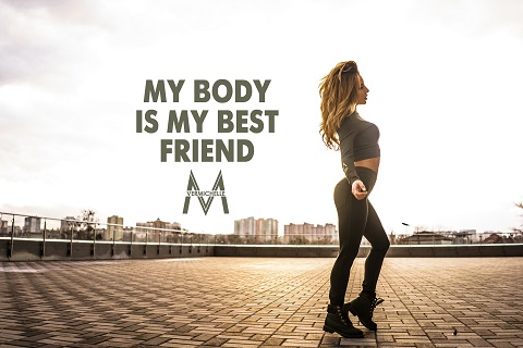 VERMICHELLE My body is my best friend