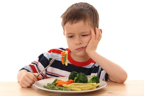 Детей есть овощи детский досуг дети