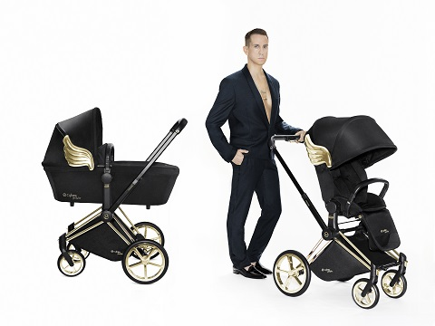 Cybex Priam by Jeremy Scott
