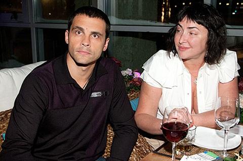 Лолита Милявская и ее муж