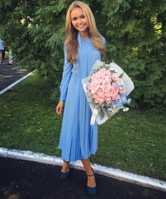 Стефания Маликова 1 сентября