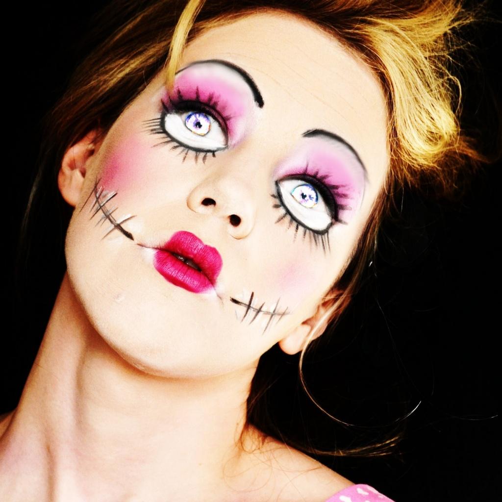 Как нанести макияж на глаза красивая