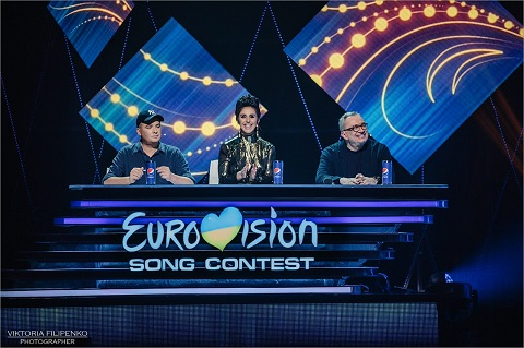 Меладзе прокомментировал выступление эстрадной певицы Tayanna вполуфинале нацотбора на«Евровидение-2017»