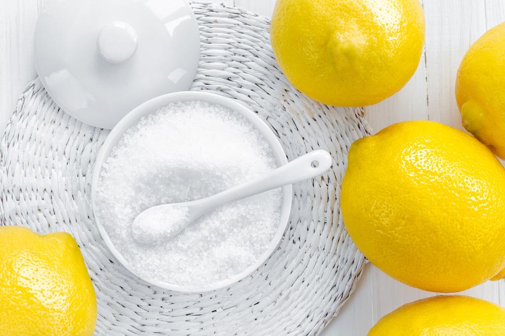 Шугаринг: рецепт пасты с лимонной кислотой